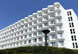 Holiday or vacation hotel