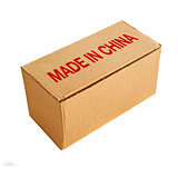 Made in China cardboard box
