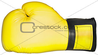 Boxing Glove Cutout