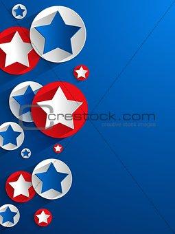 Creative Stars background