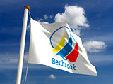 Benbrook City Flag