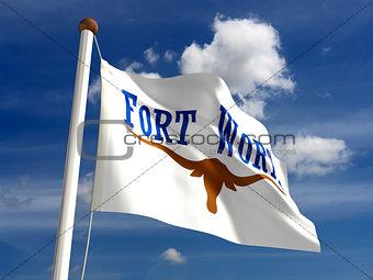 Fort Worth City Flag
