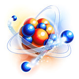 Molecule, atoms and particles
