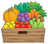 Farm products theme image 1