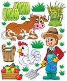Farmer theme set 1