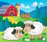 Sheep theme image 1