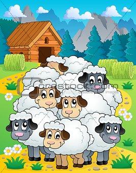 Sheep theme image 4
