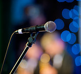microphone concert