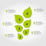Info graphic plant2