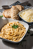 parmesan pasta