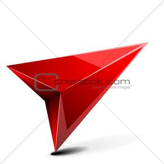 3D GPS Arrow