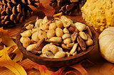Mixed nuts for the holidays