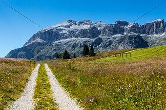 Group of Sella, Dolomiti - Italy