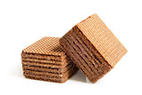 Chocolate wafers