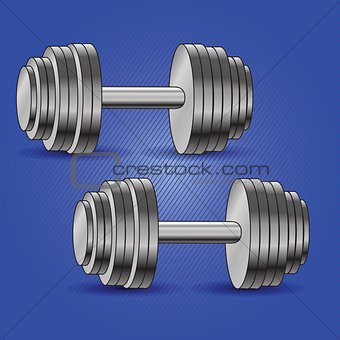 dumbbell background