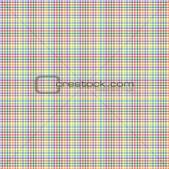 Seamless vector stripe pattern - rainbow colors