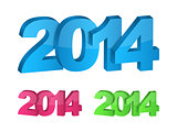 3D 2014 Year