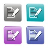Write note icons