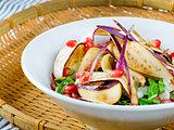 Oriental fresh salad