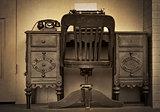 vintage office