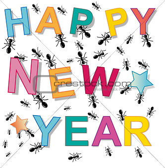 ant happy new year