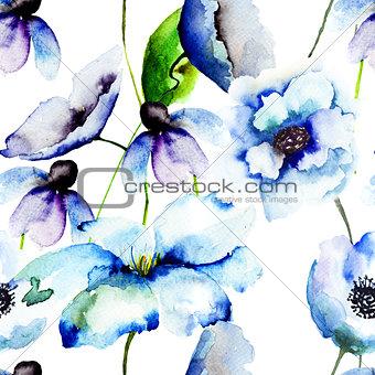 Beautiful Blue flowers