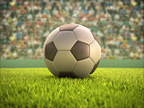 Soccer Ball Stadium