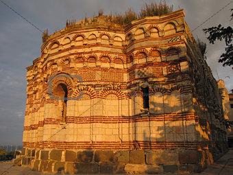 Church of St John Aliturgetos, located in Nesebar from XIII century