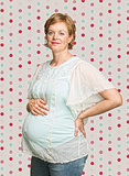 Confident Pregnant Lady
