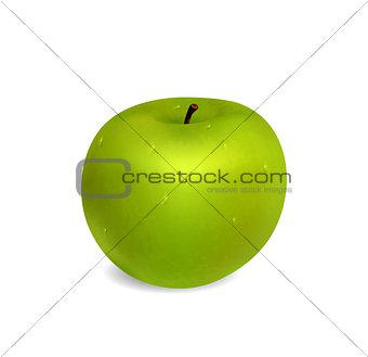 Grren Apple