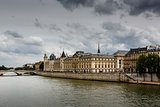La Conciergerie, a Former Royal Palace and Prison in Paris, Fran