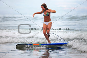 surfer - girl