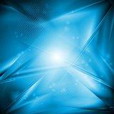Abstract iridescent vector design