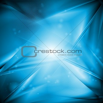 Abstract iridescent vector design