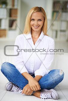 Casual girl