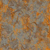 Rusty Metal Sheet. Seamless Tileable Texture.
