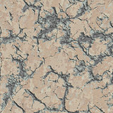 Cracked Plaster Wall. Seamless Tileable Texture.