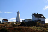 Cape Spear New Lighting House since 1955