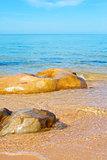 Stone in a Sea