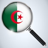 NSA USA Government Spy Program Country Algeria