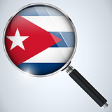 NSA USA Government Spy Program Country Cuba