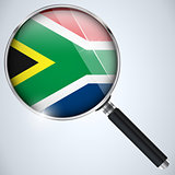 NSA USA Government Spy Program Country South Africa