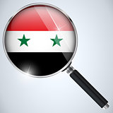 NSA USA Government Spy Program Country Syria
