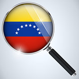 NSA USA Government Spy Program Country Venezuela