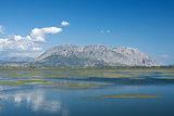 Mesologgi Lagoon, Greece