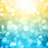Blurred Festive Vector Background