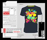 T-Shirt Design / Print Design