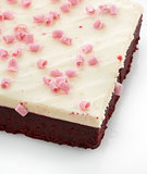 Brownie Bar,Close Up