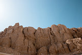 majestic cliffs in the desert