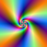 Psychedelic Four Wind Spiral